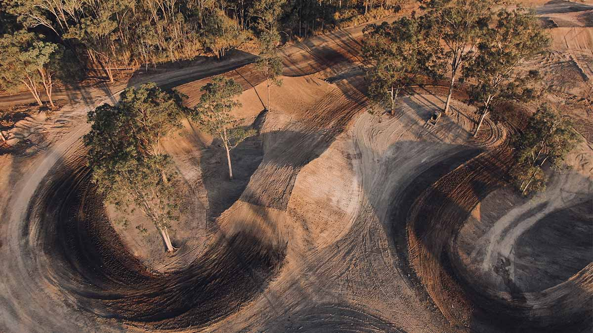 Dirtbike Track information and images